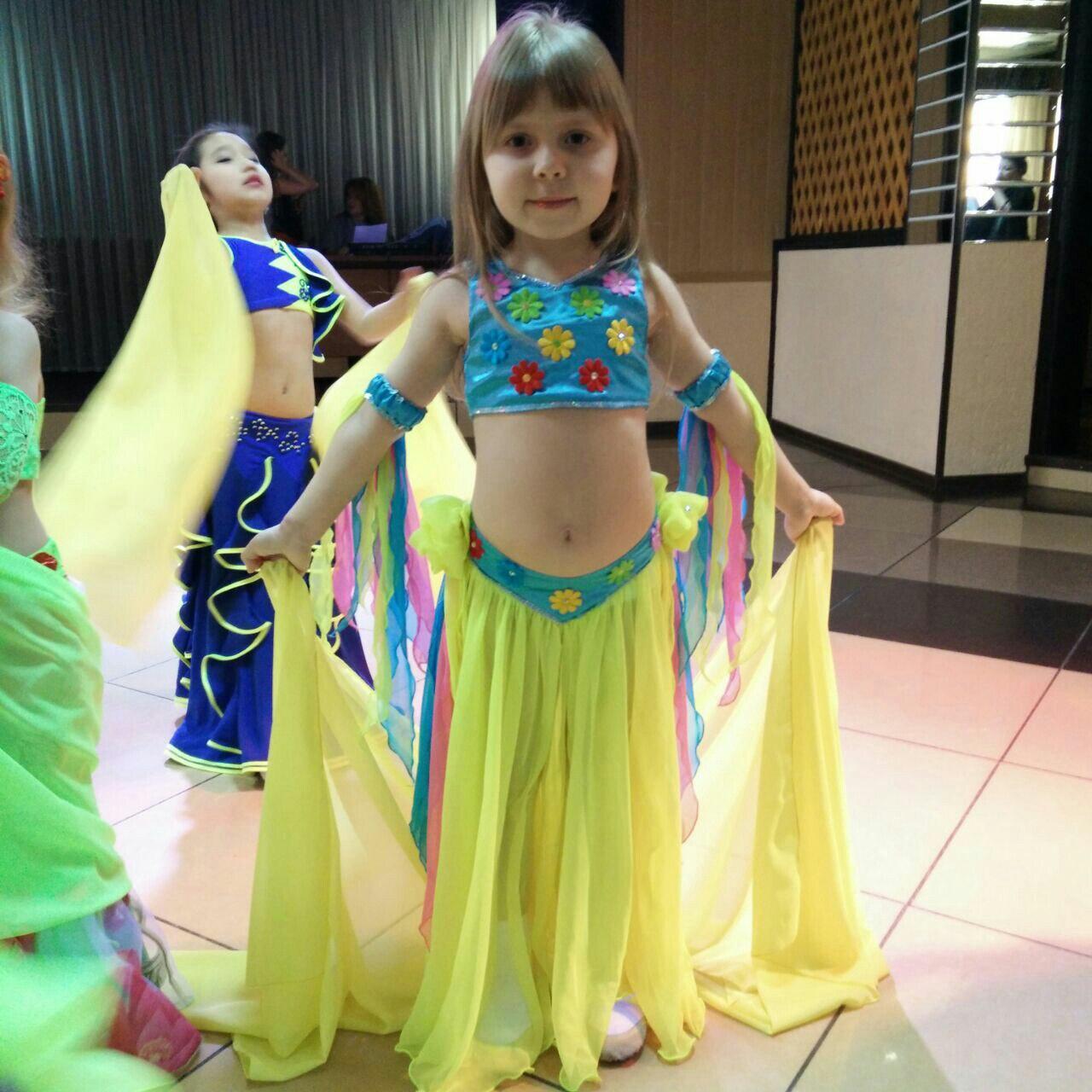 Бабаева Даша, восточные танцы, клуб Далийя