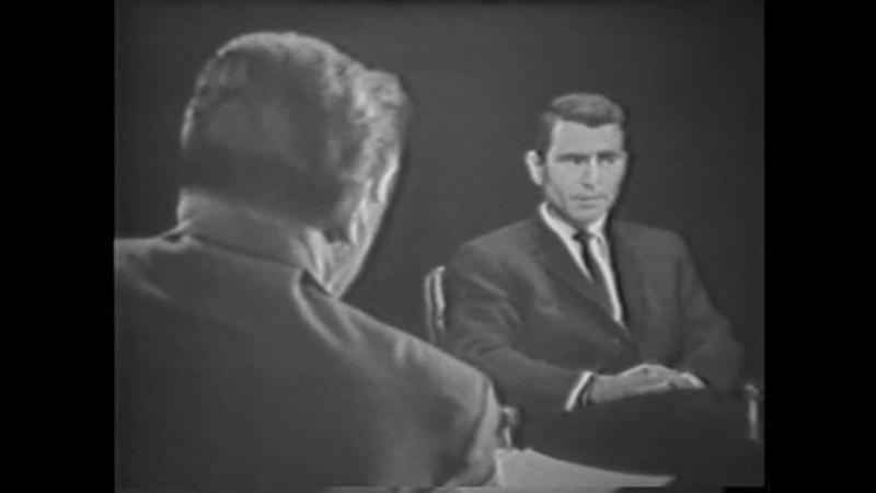 Интервью с Родом Серлингом Interview with Rod Serling 1959