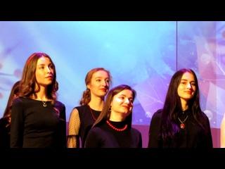 MVI_3501- Сергей Екимов. Три романса на стихи М. Лермонтова для женского хора и фортепиано.