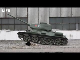 Т-34: Легенда на Параде