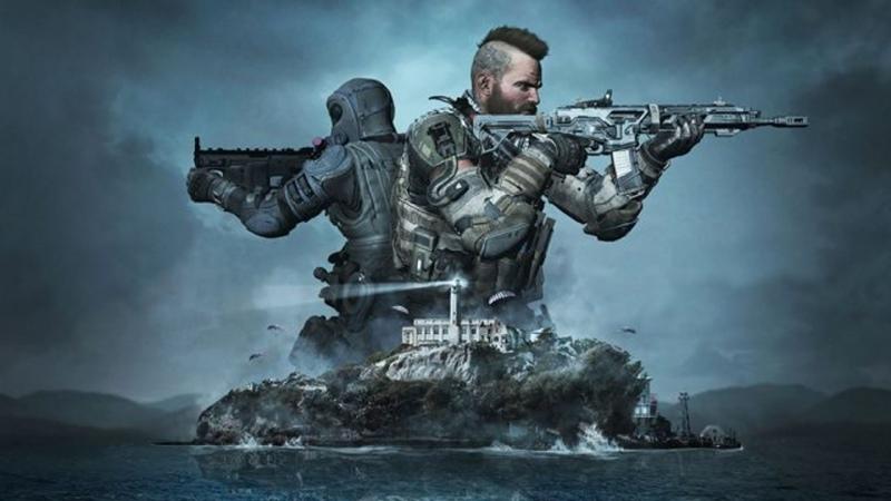 Высадка на Алькатрас в Call of Duty mobile