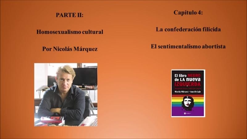 30 PARTE II Homosexualismo cultural Capítulo 4 La confederación filicida El sentimentalismo abortista