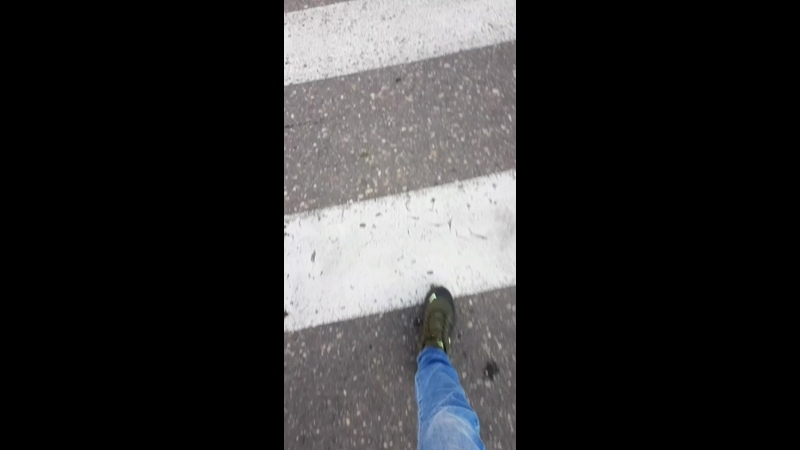 Wide Arnis walking