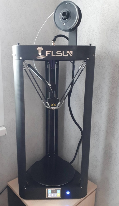 Купить 3D-принтер Flsun QQ S PRO Delta   Объявления Орска и Новотроицка №28647