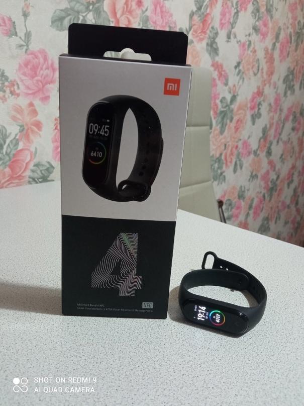 Купить Mi Band 4 NFC в отличном состоянии. | Объявления Орска и Новотроицка №29003