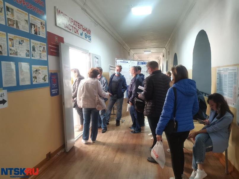 «Это психологическое давление?!» Жители Новотроицка массово голосуют вне своих и...
