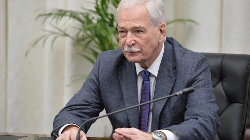 Грызлов заявил о категорическом отказе Украины продолжать работу в Минске