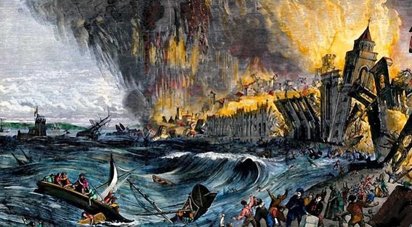 18-19 века: искусственные землетрясения, вулканы и цунами, изображение №2