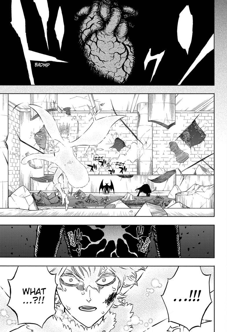 Black Clover Chapter 307, image №3