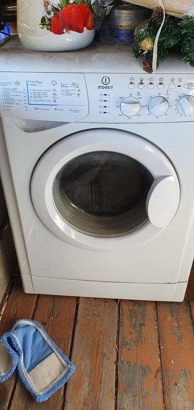 Купить 2 стиральные машинки indesit,  1 | Объявления Орска и Новотроицка №28648