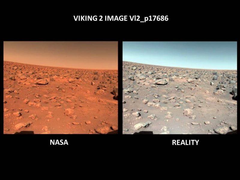 НАСА обнаружило жизнь на Марсе 45 лет назад, но скрыло это из политических соображений, изображение №2
