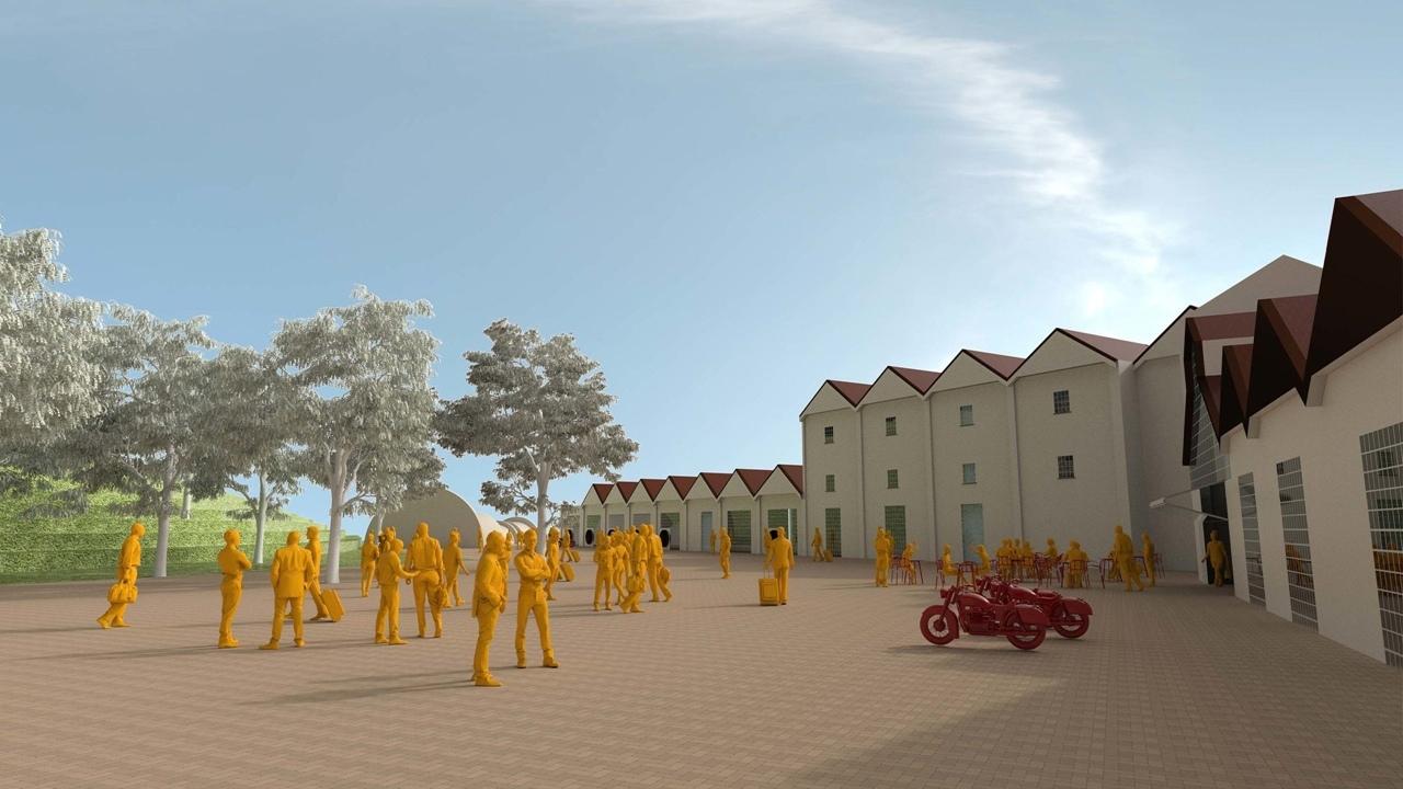 Moto Guzzi планирует новый завод и музей в Италии