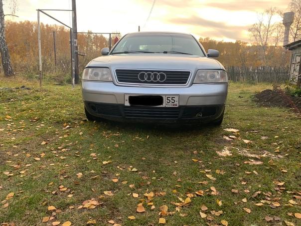 Продам AUDI A6 1998 года Двигатель: бензиновый 2.4...