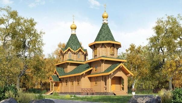 ⛪Скандальную стройку храма в сквере Молодоженов в ...