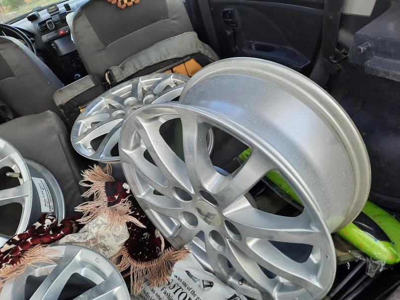 Купить литые диски хорошый торг на Mitsubisi   Объявления Орска и Новотроицка №28631