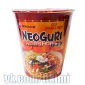 Лапша быстрого приготовления Nongshim Неогури со вкусом морепродуктов