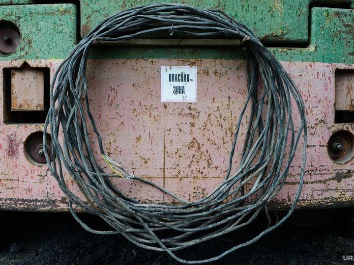 В Москве украли полкилометра кабеля спецсвязи Минобороны
