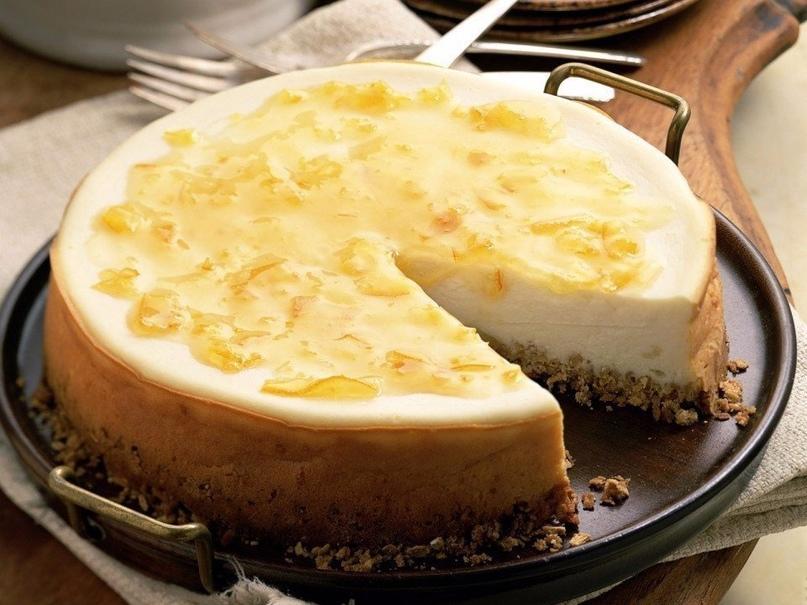 🔹Низкокалорийный кремовый торт без выпечки: ничего лишнего - только польза🔹