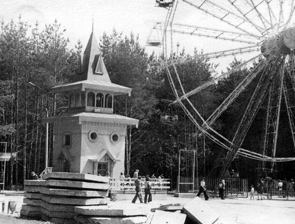 📸 Домодедовский ПКиО, 1979 годФото: tishina...