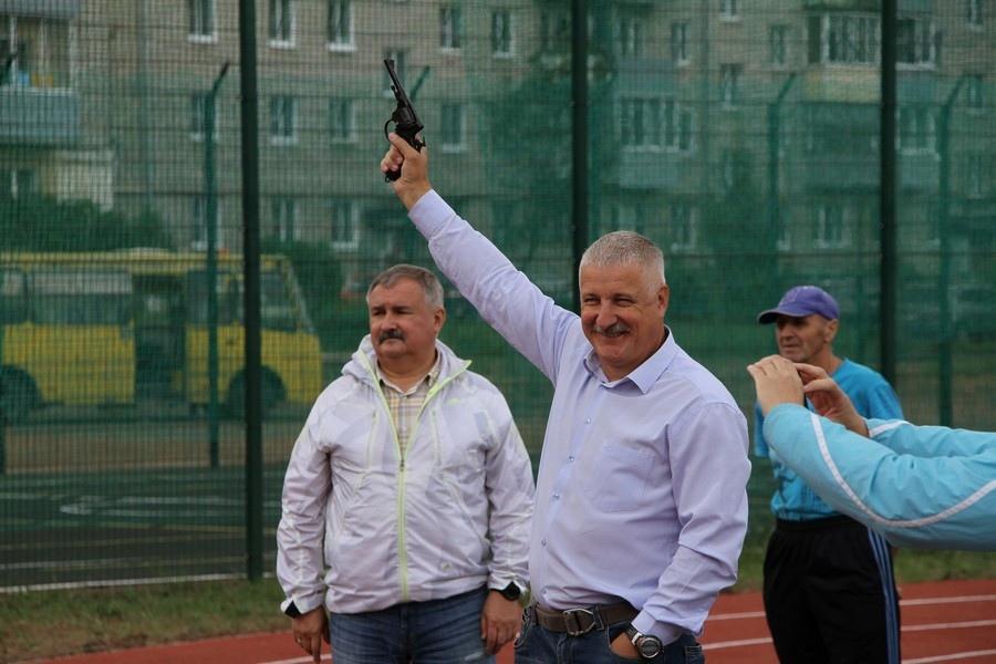 В Ярославской области построили спортивный комплекс за 25 миллионов