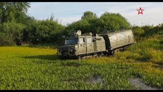 Episode 192. Articulated All-Terrain Carriers: the steel amphibians of Russian off-road terrain
