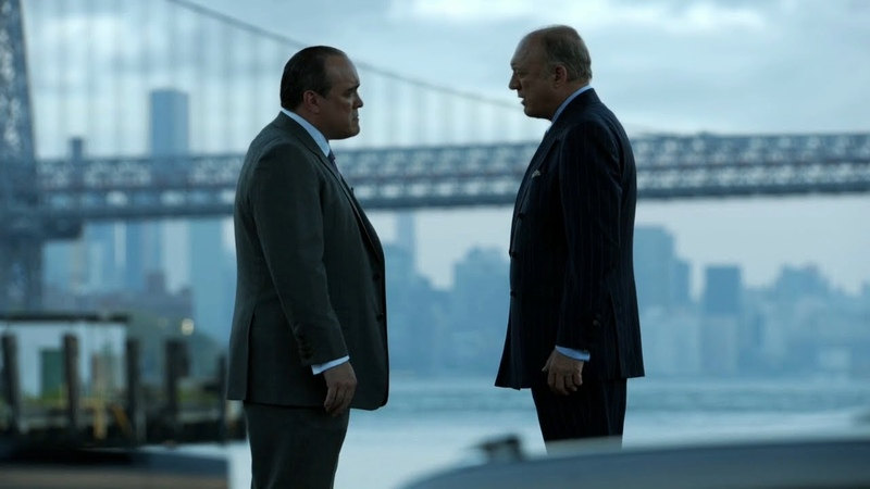 Don Maroni Gives Indian Hill To Don Falcone For Penguin's Life Gotham TV Series