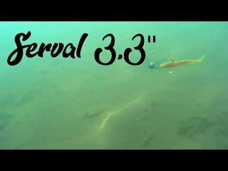 """Reflex Serval 3.3"""""""