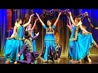 Ghagra    Indian Dance Group Mayuri, Russia, Petrozavodsk