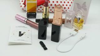 Мини Портативный Электрический USB Эпилятор-Бритва для удаления волос для лица и тела #DearBeauty