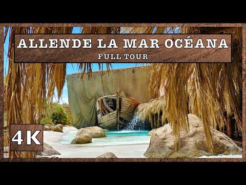 4K Allende la Mar Océana Recorrido completo Puy du Fou España