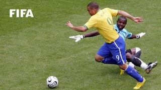 Ronaldo goal vs Ghana | ALL THE ANGLES | 2006 FIFA World Cup