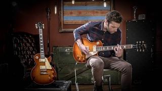 Gibson Custom Shop 1959 Les Paul w/Dimarzio Super Distortion Pickups | CME Gear Demo | Joel Bauman