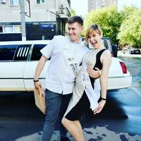 Фотография страницы Вики Черниковой ВКонтакте