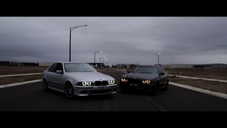 A Tale of 2; 2 BMW E39's | 4K