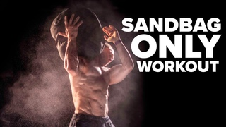 Sandbag Workout With Marcus Filly