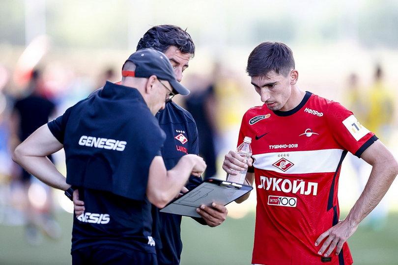 Руй Витория и Зелимхан Бакаев