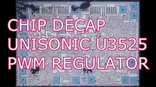 Random Chip Decap: the Unisonic U3525