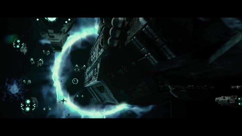БОЕВИК ФАНТАСТИКА 1 ЧАСТЬ МОРЕ ОГНЯ И КРОВИ Halo 4 Идущий к рассвету