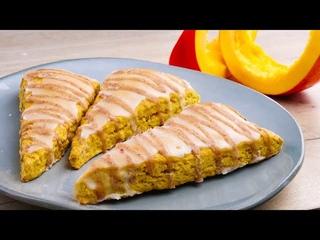 Тыквенные пряники - проверенный рецепт! Полезные десерты, выпечка из тыквы.