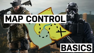 What Is Map Control? | Rainbow Six Siege