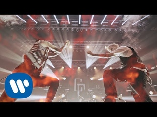 coldrain - MAYDAY feat. Ryo from Crystal Lake (Official Music Video)