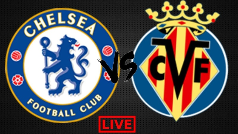 Челси Вильярреал прямая трансляция Chelsea Villarreal LIVE