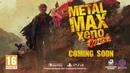 Metal Max Xeno Reborn - Announcement Trailer