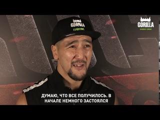 Боец Илья Хамзин отправил жесткий нокаут в 1 раунде, Петр Ян помогал в углу | RCC INTRO | 18+