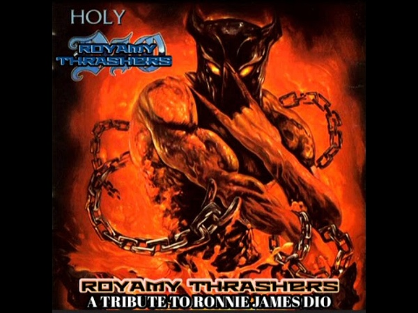 HOLY DIO A Tribute To The Voice Of Metal Ronnie James Dio 1999 Full Album RoyThrash